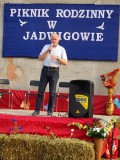 Festyn wiejski w Jadwigowie